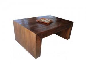 mesa de centro demolição modelo U